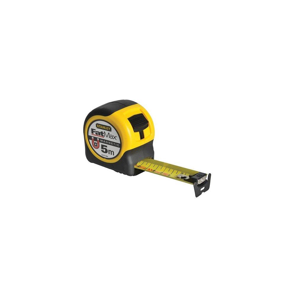 Stanley Tools FatMax magnétique BladeArmor Tape 5 m 32 mm STA033864 Métrique