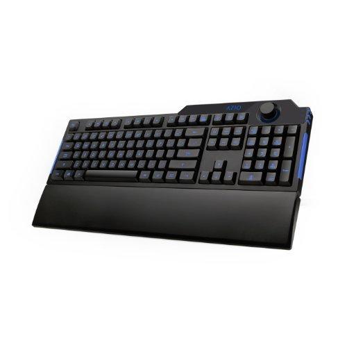Azio Levetron L70 LED Backlit Gaming Keyboard Black KB501