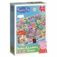 Peppa Pig Snakes & Ladders Floor Game
