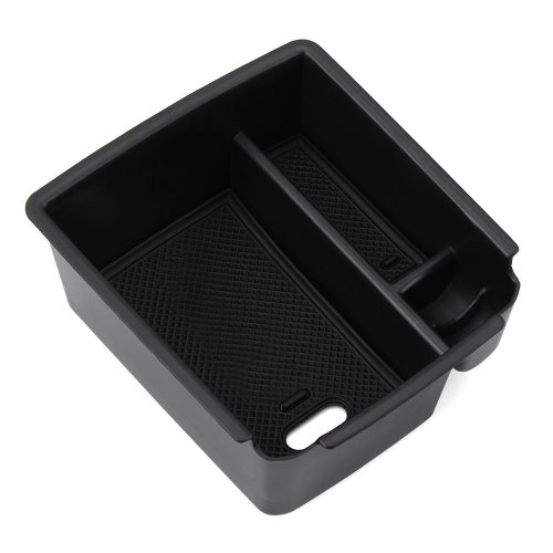 Wisamic Car Center Console Armrest Box Glove Box Secondary Storage