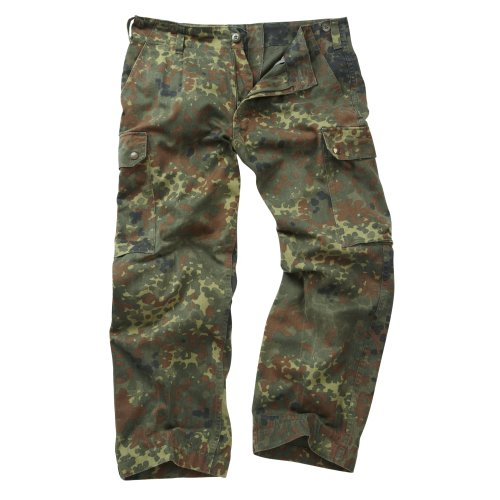 Genuine Vintage German Military Flecktarn Trousers