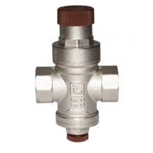 "Adjustable Pressure Reduction Valve 1/2 3/4"" Bsp Female Reduce to 1-4bar Outlet"