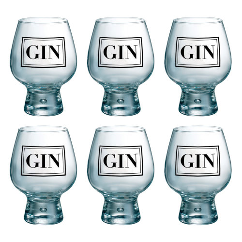 Durobor Fjord Gin Glass Set of 6