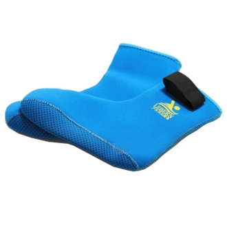 Children Sand Socks Water Skin Shoes Diving Socks,Blue L
