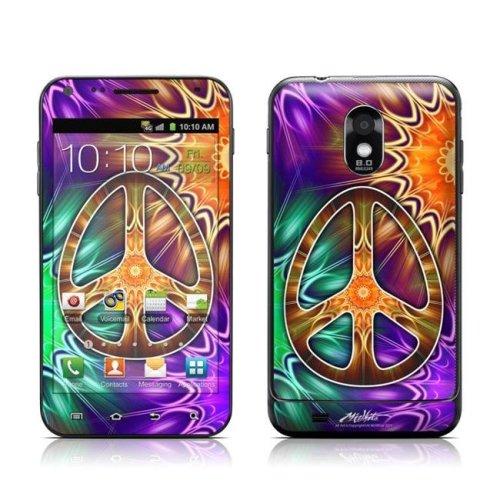 DecalGirl SGET-PTRIP Samsung Galaxy S II Epic Touch Skin - Peace Triptik