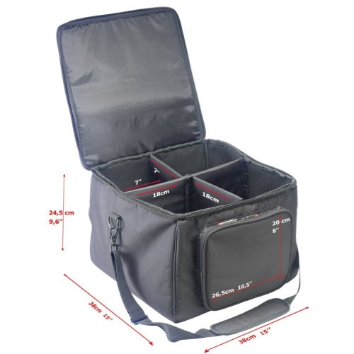 Stagg SLI-TB-4 Padded bag for 4 x LED Lights