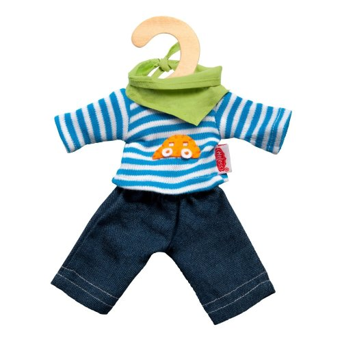 Heless 9315Heless Jeans with Striped Shirt for Mini Doll