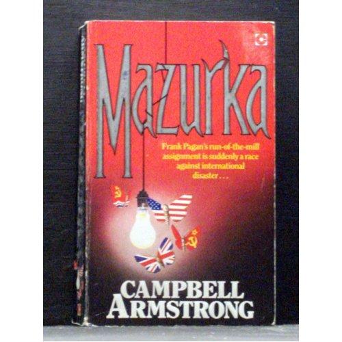 Mazurka    A book in the Frank Pagan series
