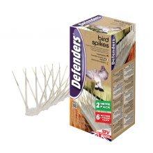 Anti Perching Bird Spikes - Defenders 2m 6 Stv Pack -  spikes bird defenders 2m 6 stv pack
