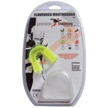 Adult's Lemon Flavoured Mouthguard - Precision Training Gum Shield 6 Flavours -  precision training flavoured mouthguard gum shield 6 flavours rugby