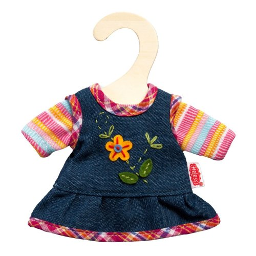 Heless 9510Heless Trendy Dress with T-Shirt for Mini Doll