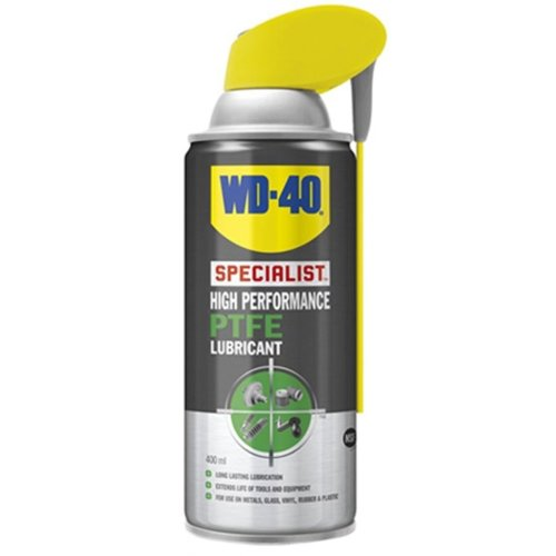 WD40 Specialist PTFE Lubricant - 400ml