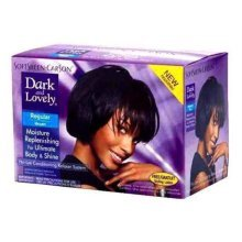 Dark & Lovely Moisture-Plus No Lye Relaxer Regular