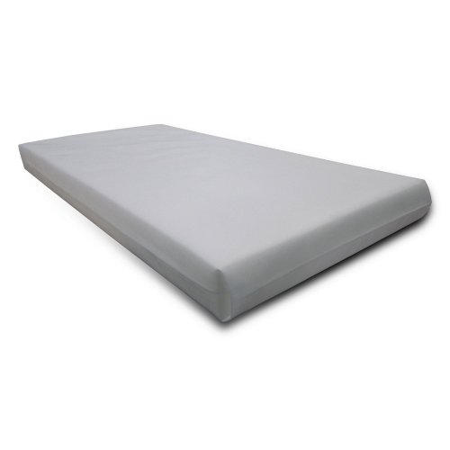 Mother Nurture 120x60cm Eco Fibre Cot Mattress Hypo Allergenic