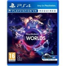 Playstation Vr Worlds - Psvr