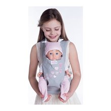 Chad Valley Tiny Treasures Baby Doll Carrier