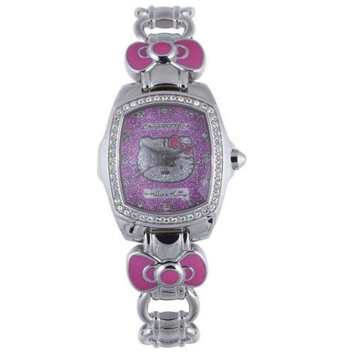Hello Kitty CT.7105LS-02M Stainless Steel Pink Watch