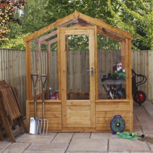 6X4 Premium Greenhouse - Styrene