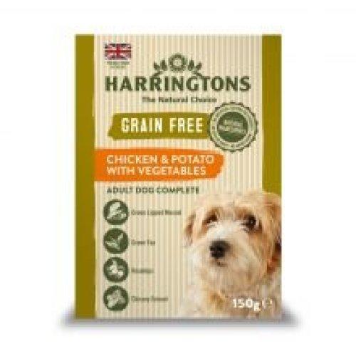 Harringtons Chicken Grain (150g) (Pack of 7)