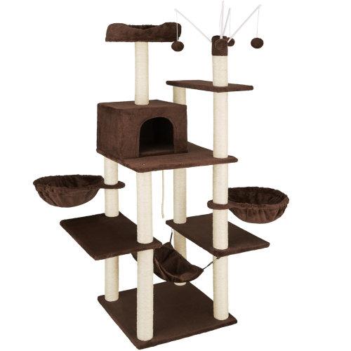 Lilou Cat Tree brown