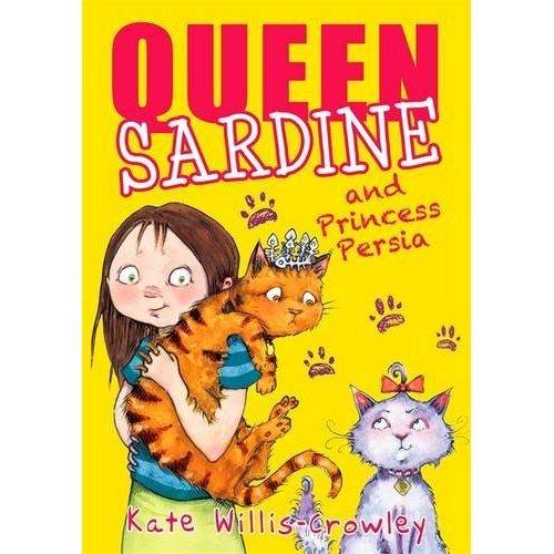 Queen Sardine and Princess Persia