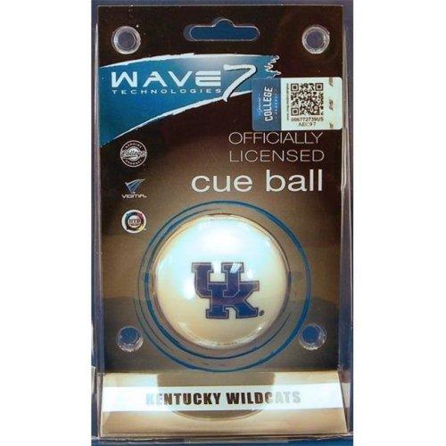 Wave7 UKYBBC200 Interlocking UK LogoUniversity of Kentucky Cue Ball