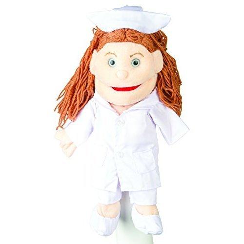Sunny Toys 14 Mom Nurse Glove Puppet