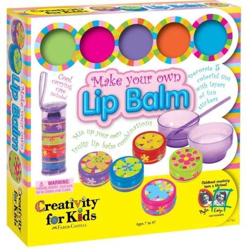 Creativity for Kids - Make Your Own Lip Balm Kit