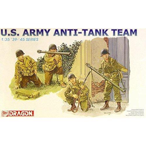 Dragon Models 1 35 U S Army Anti Tank Team Kit