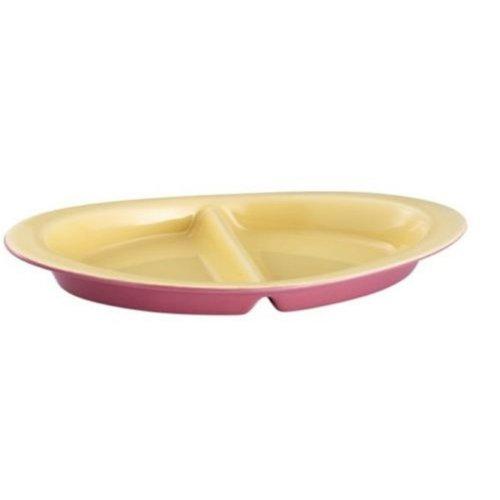 Bergner Dolce Pink Oven Baking Dish Serving Dish Divider Dish