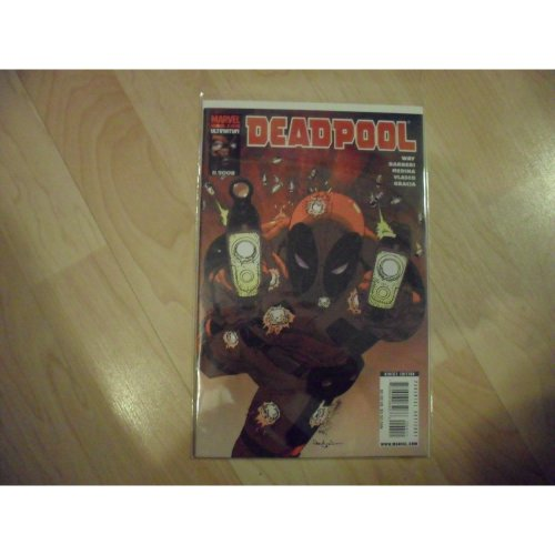 Deadpool 2009 #4 comic