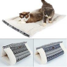 Cat Rustling Sack Functional Winter Warm Cave