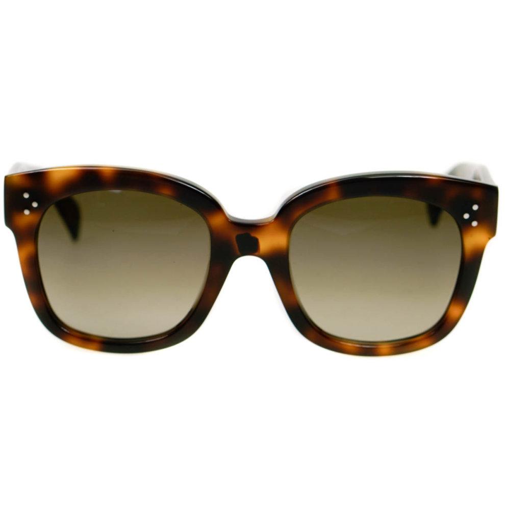 3227e2a9197 ... Celine Audrey Tortoiseshell Ladies Sunglasses CL41805 S 05L - 1 ...