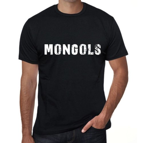 mongols Mens T shirt Black Birthday Gift 00555
