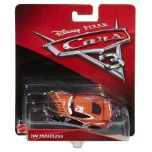 Disney Cars 3 Die-Cast Tim Treadless