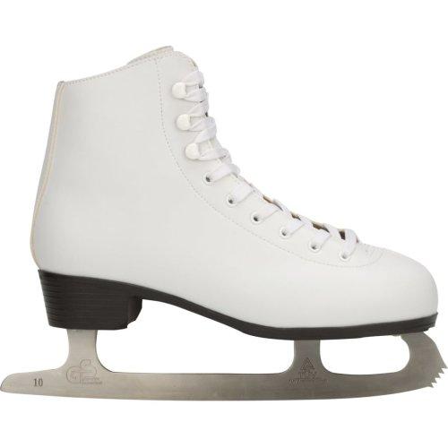 Nijdam Women's Figure Skates Classic Size 43 Ice Skating Boots 0034-UNI-43
