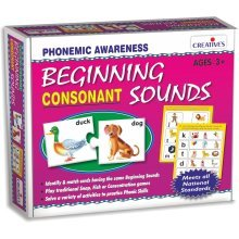 Beginning Consonant Sounds Game - Creative Games Educational -  creative games beginning consonant sounds educational