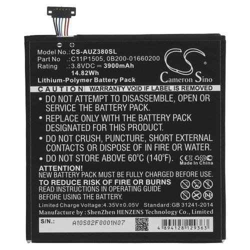 Battery for Asus ZenPad 8.0 3900 mAh Replacement Battery Cameron Sino