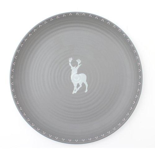 ECP Design 32cm Alpine Chalet Stag Serving Platter