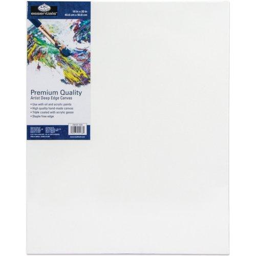 "essentials(TM) Premium Gallery Style Deep Edge Canvas-16""X20"""