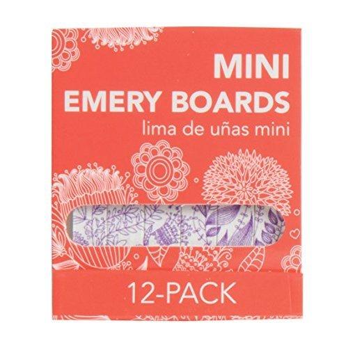 1907 Diane Mini Emery Boards