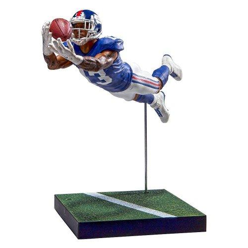 McFarlane Toys EA Sports Madden NFL 17 Ultimate Team Odell Beckham Junior New York Giants Action Figure