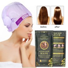 ALIVER Heating Steam Hair Mask