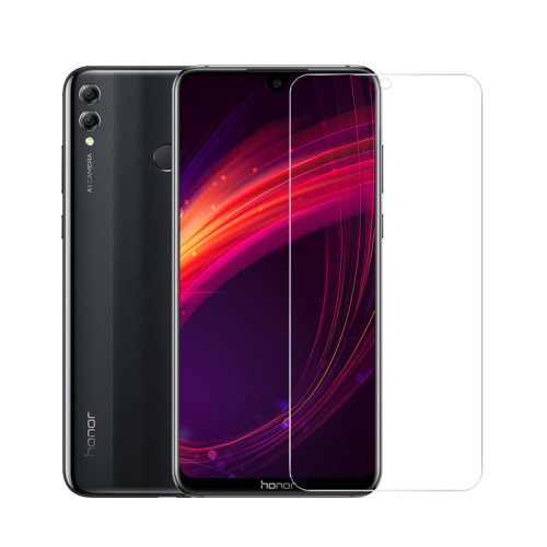 iPro Accessories Honor 8X Tempered Glass, Honor 8X Screen Protector, [Compatible With Honor 8X Case] [Scratch Proof] [Shatter Proof] [9H Hardness]