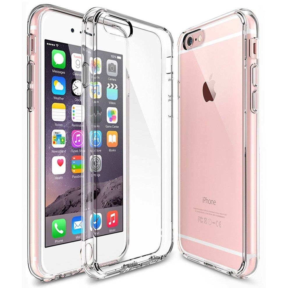 huge discount b1039 95336 iPhone 7 Case, iPhone 8 Case, [Fusion] iPhone 7 Gel Case[Drop  Protection/Shock Absorption Technology]For Apple iPhone 7/8 Transparent,  iPhone 7/8...