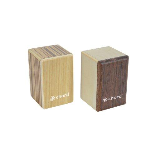 Mini Cajon Shakers - pair