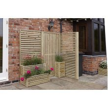 Horizontal Slat Panel (Pack of four)