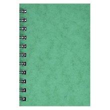 Silvine A6 Wirebound Hardback Notebook 100 Sheets - Pack Of 12 -  notebook silvine ruled a6 spa6 feint 96 leaf pack wirebound 12 twinwire sidebound