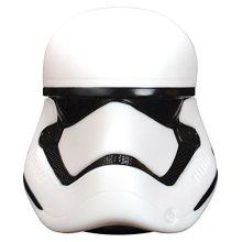 Star Wars Stormtrooper V2 Illumi-mate Colour-changing Light, White - -  star wars stormtrooper v2 illumimates light bedroom camping colour changing