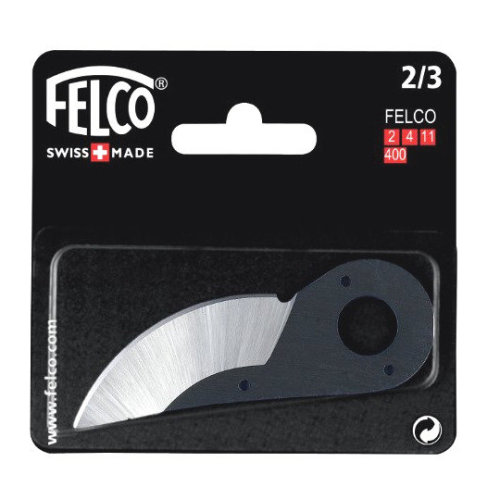 Felco secateurs Cutting blade 2/3 - for model 2,4,11,400 - new and sealed